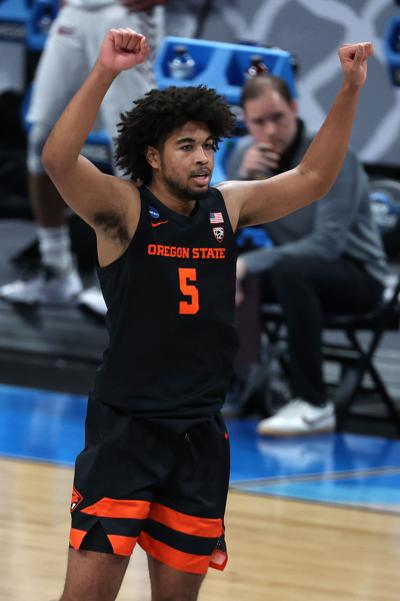 NCAA Basketball: NCAA Tournament-Oregon State at Loyola-Chicago