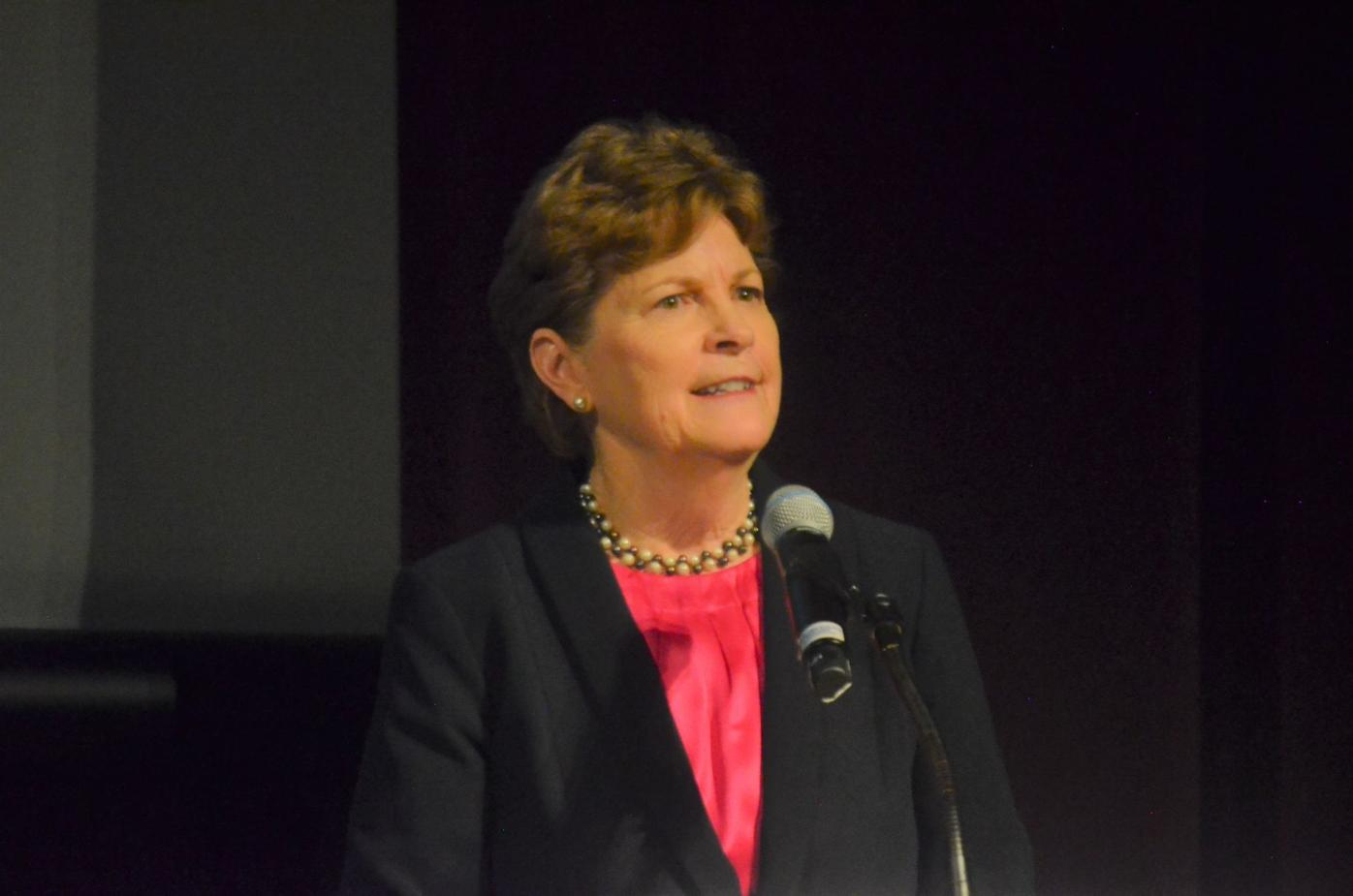 Shaheen became Planned Parenthood's 1st endorsed candidate