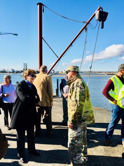 Fishermen thrilled dredging operations have started at Hampton Harbor