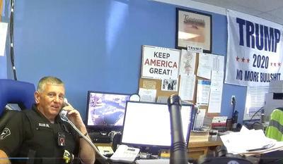 Troy Police Chief David Ellis