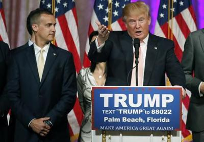 Corey Lewandowski: Divisive but a politically dangerous wild card