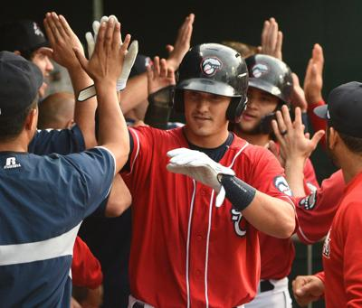 Fisher Cats take command of playoff series with 10-4 win