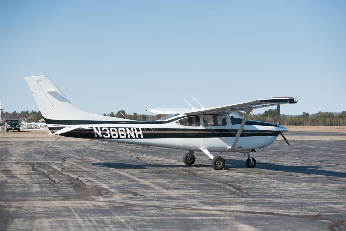 A plane to catch speeders