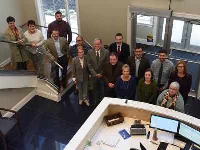 Santa Fund donor photo -- Harbor Group