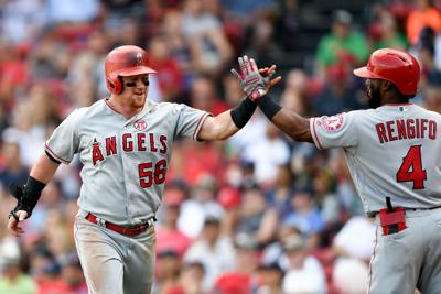 MLB: Los Angeles Angels at Boston Red Sox