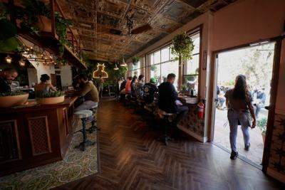 America's first Cannabis Cafe opens in West Hollywood, California