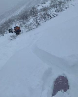 Avalanche Rescue after a Mt Washington Avalanche. usfs