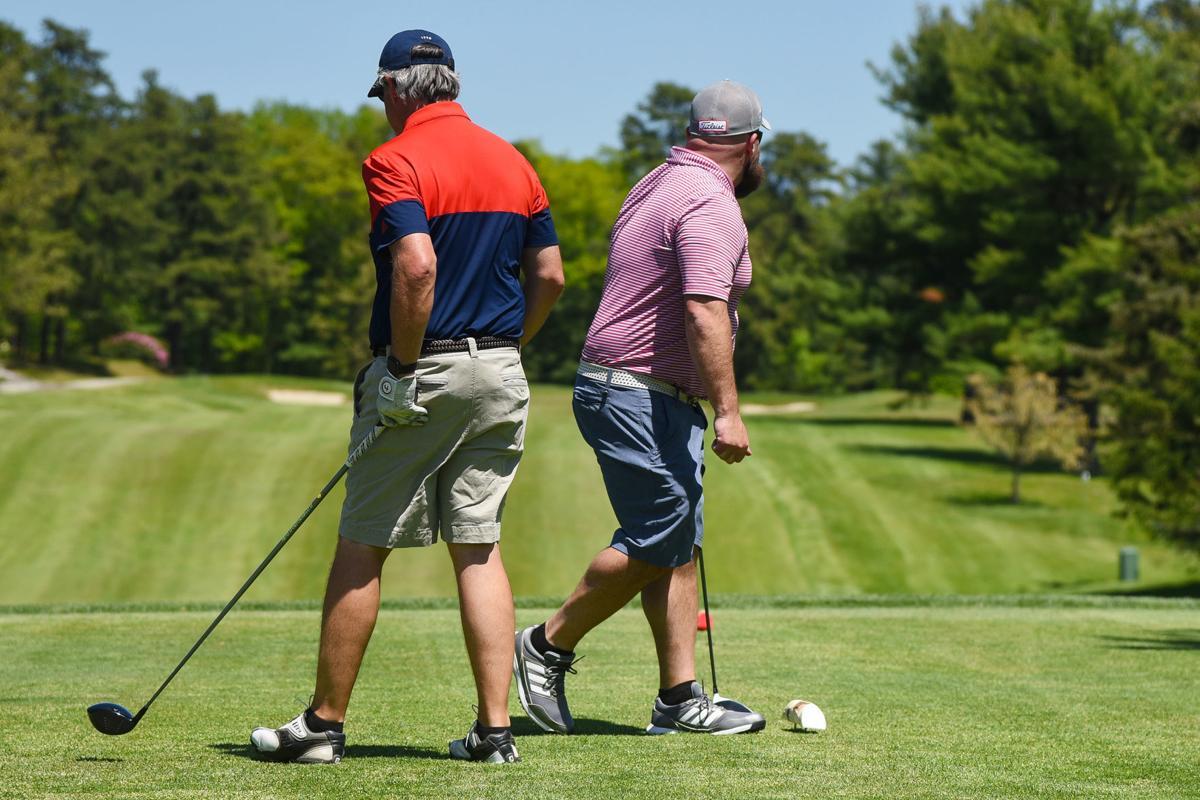 Nashua CC golfers