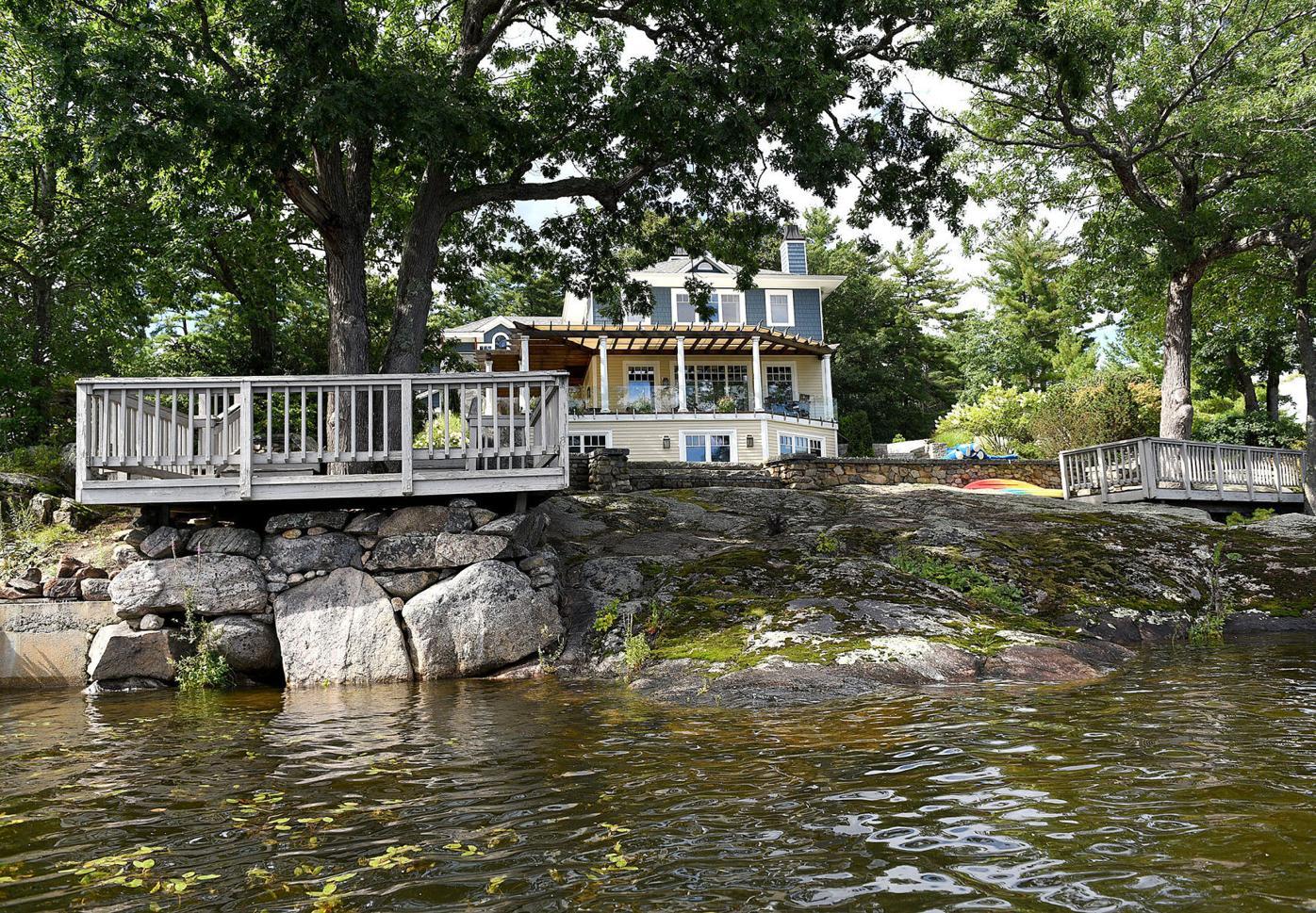 Baboosic Lake Property