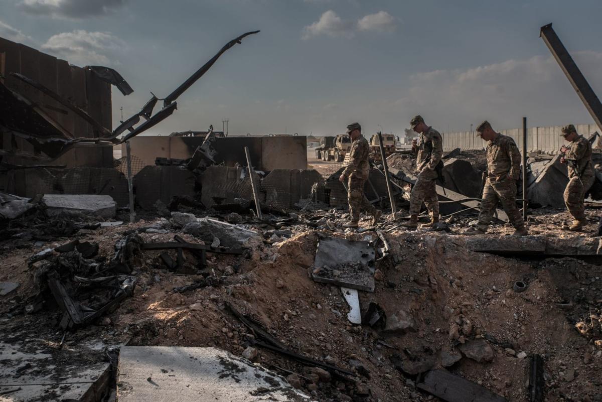Iraq base