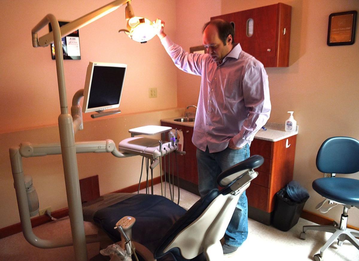 Coronavirus dentist