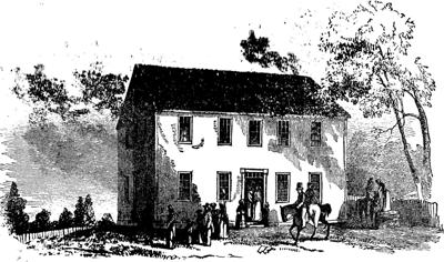 Old Meeting House at Derryfield