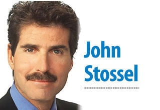 John Stossel Column Sig