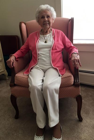 106-year-old Windham Terrace resident focuses on living life well