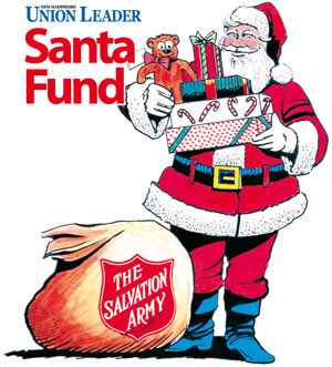 Santa Fund: Time to give as cold sets in
