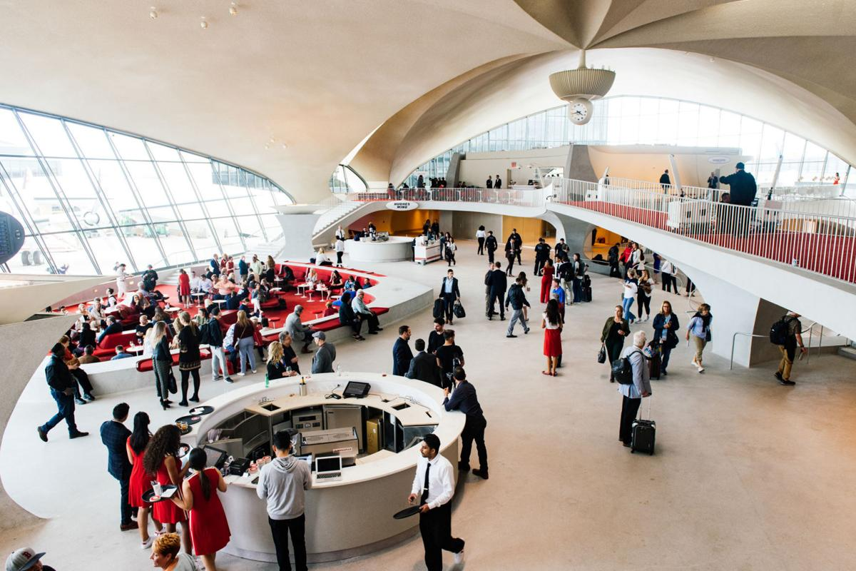 New York's new TWA Hotel an homage to a past era of aviation