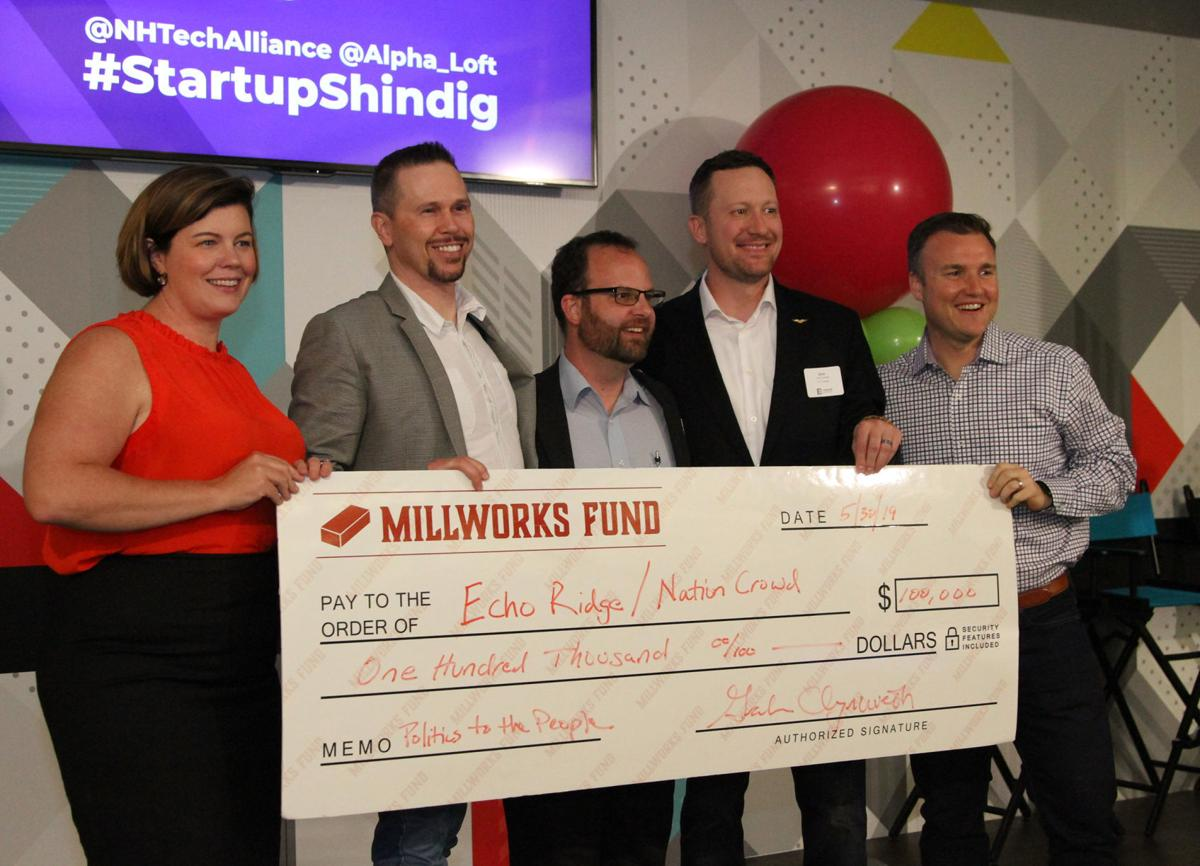 Startup Shindig winner