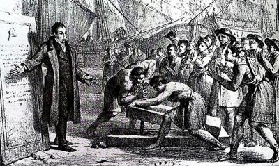 Lafayette at Bunker Hill