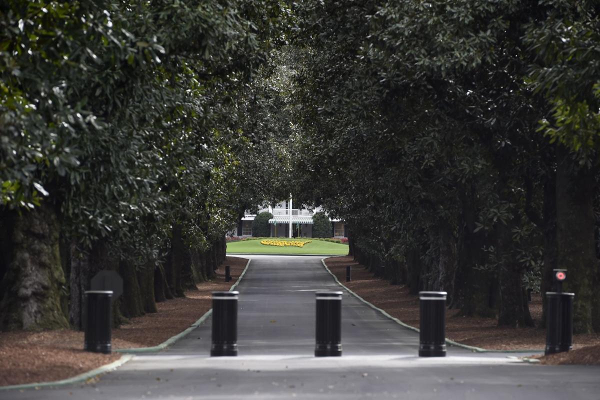 PGA: Augusta National Golf Club