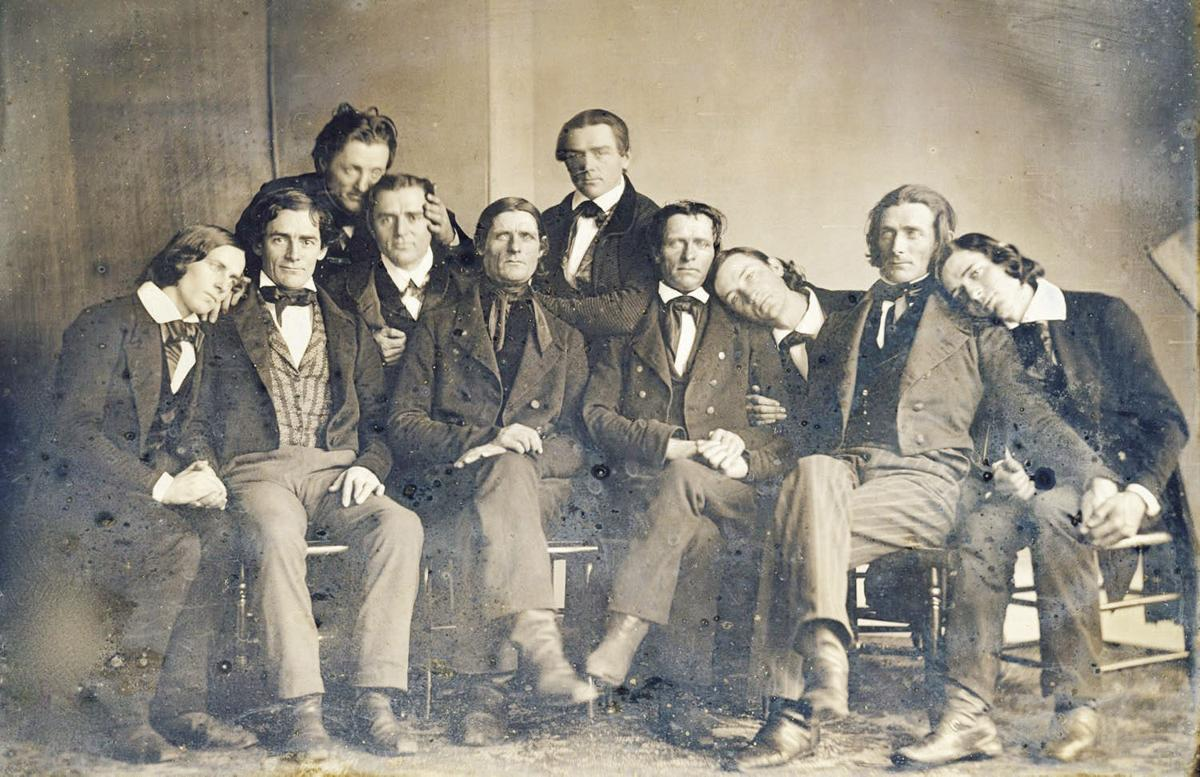 Looking Back with Aurore Eaton: Hutchinson Family Singers, a 19th-century sensation, had NH roots