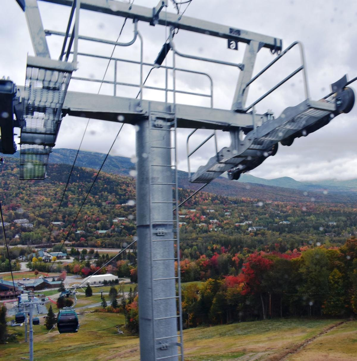 Bretton Woods Ski Area gondola