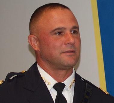 Nashua Police Chief Mike Carignan