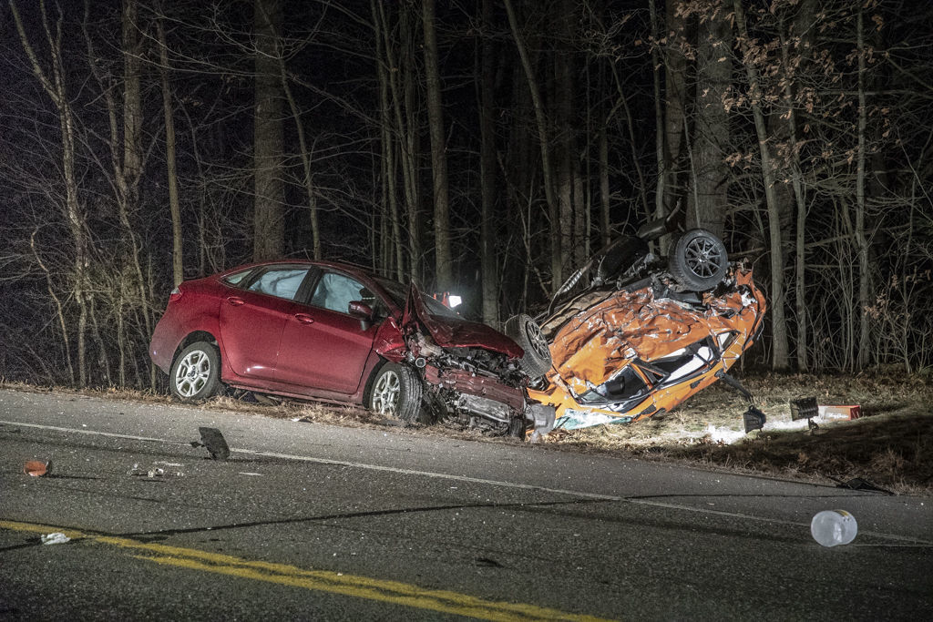 Wilton woman dies in three-vehicle Milford crash | News