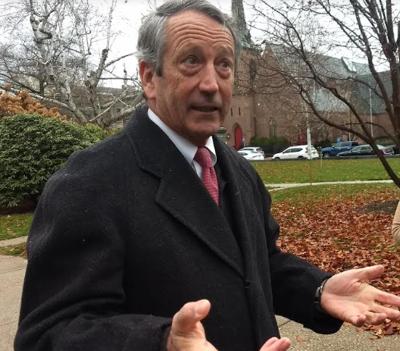 Sanford blames exit on impeachment fervor