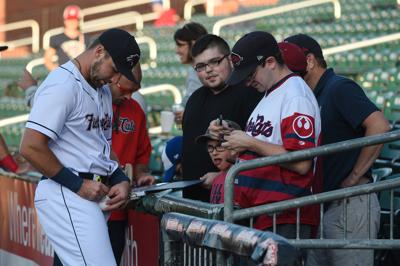 Fisher Cats autographs