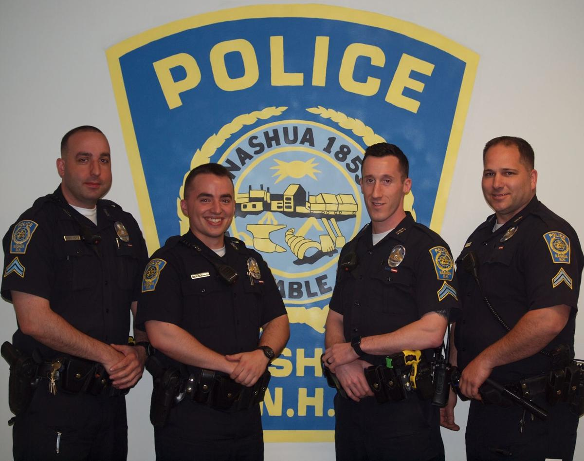 Hero Awards: Nashua police officers risked lives to rescue