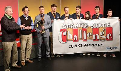 Plymouth High wins 'Granite State Challenge' championship