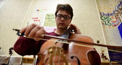 Mark Hayward's City Matters: Tough Manchester neighborhood has raised a cello prodigy