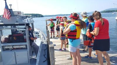 NHBM Lake Discovery Camp - pic1
