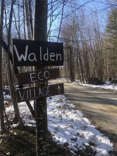 Walden Eco Village in Peterborough