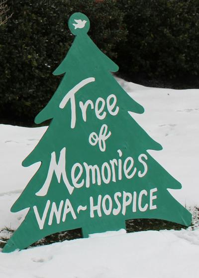 VNA & Hospice's Tree of Memories a way to remember loved ones