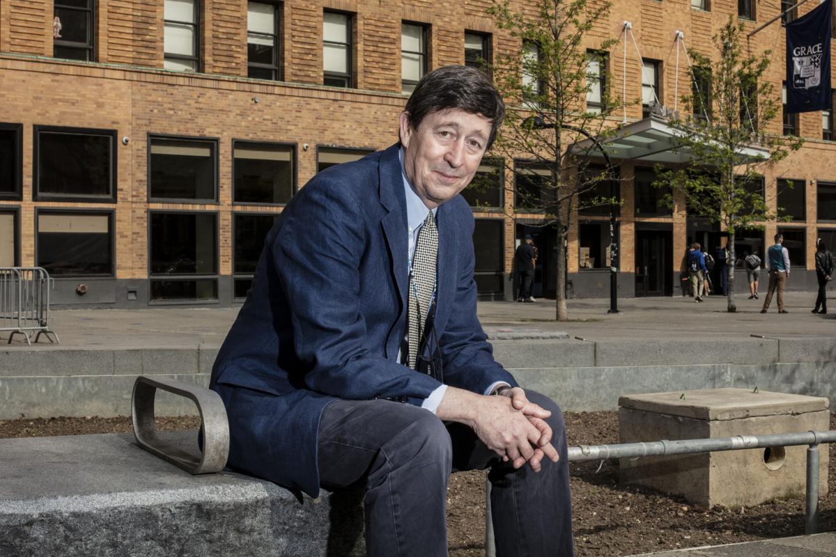 Head of School George Davidson