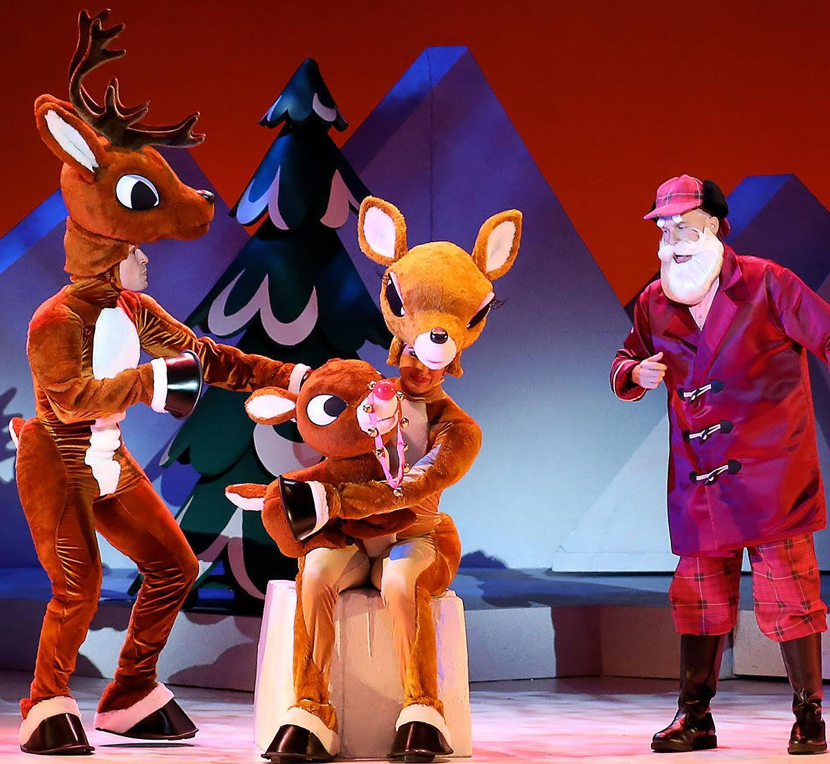 Rudolph the Red-Nosed Reindeer musical