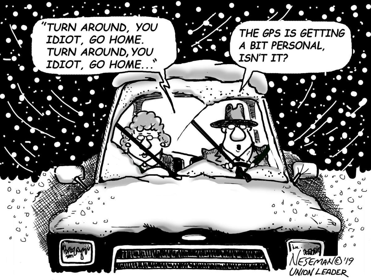 Editorial Cartoon: Dec. 8, 2019