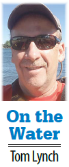 Tom Lynch's On the Water: A nature tour for the paddler on and around Newfound Lake