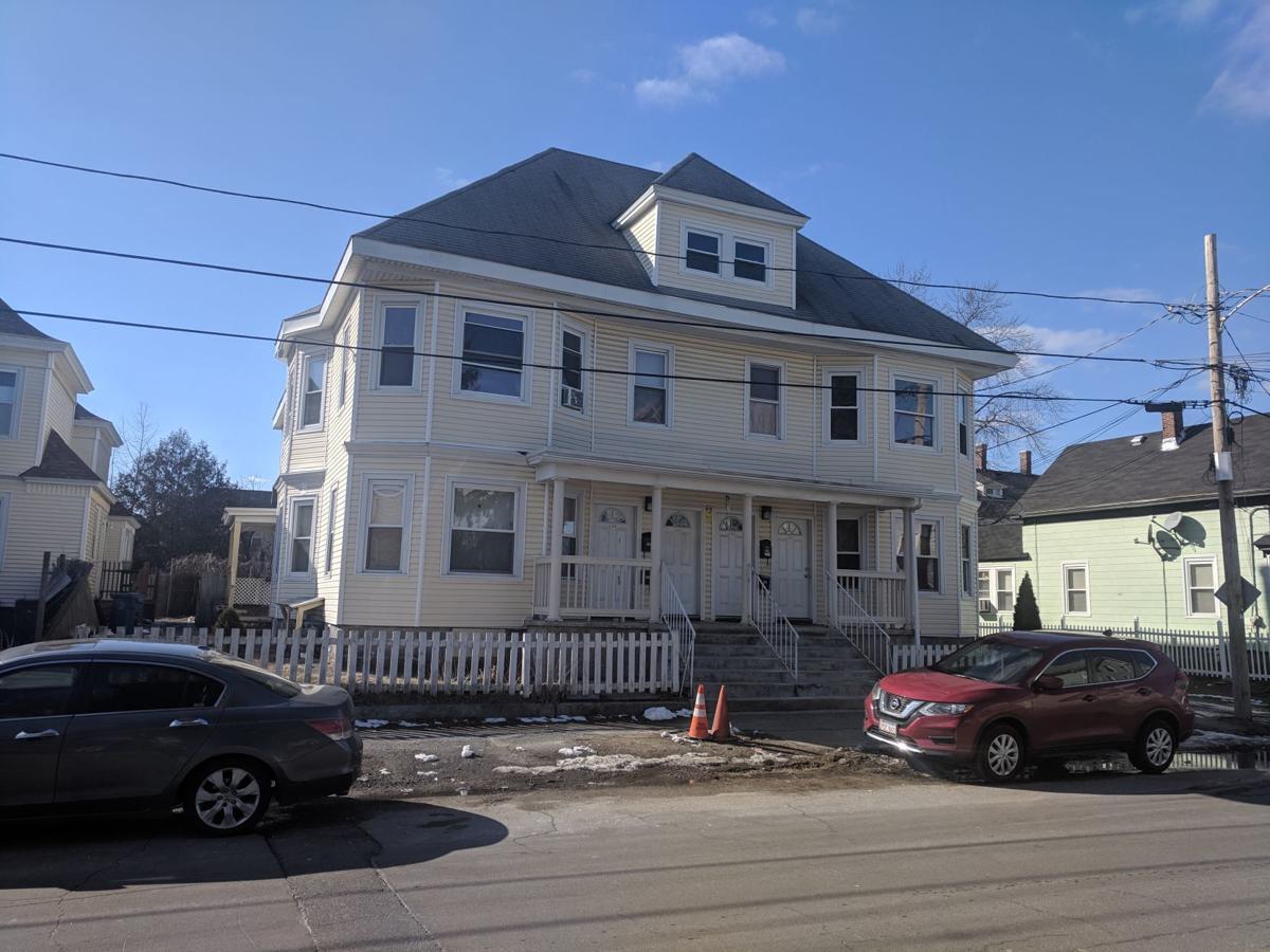 Foster Street house