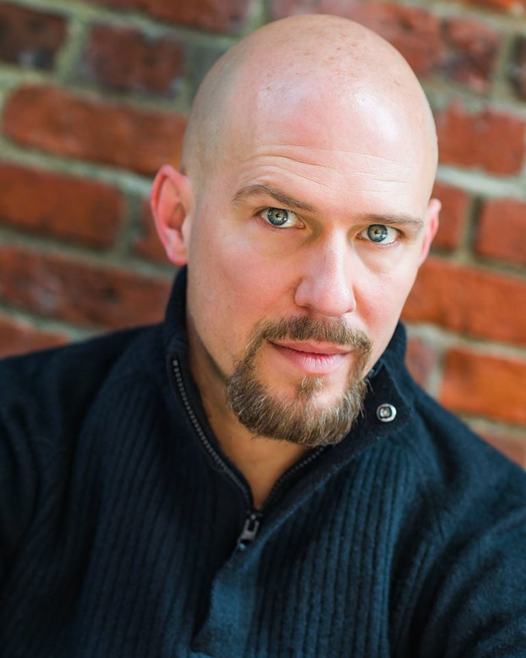 Marc Willis stars in school performances of 'A Christmas Carol' at the Palace