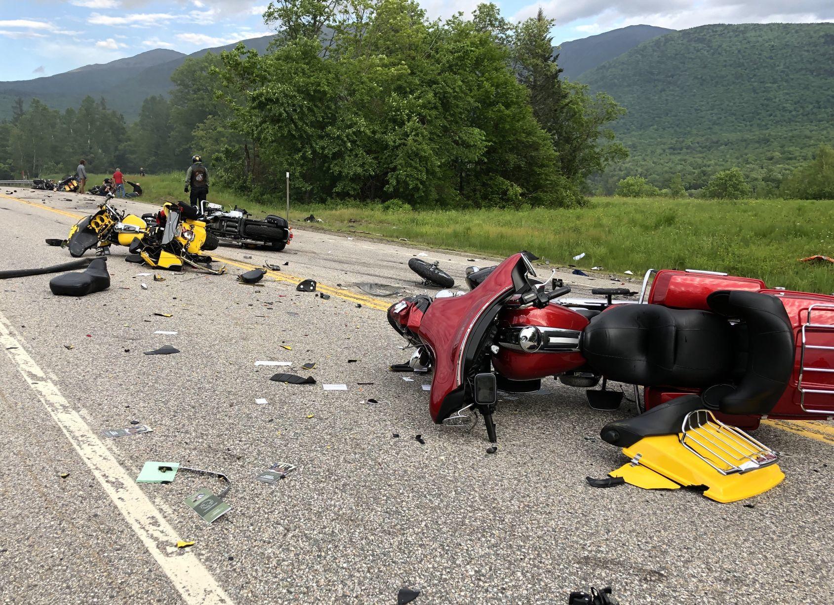 Randolph crash