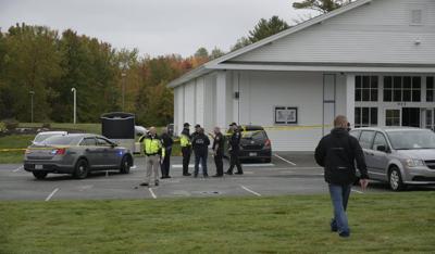 Pelham church shooting