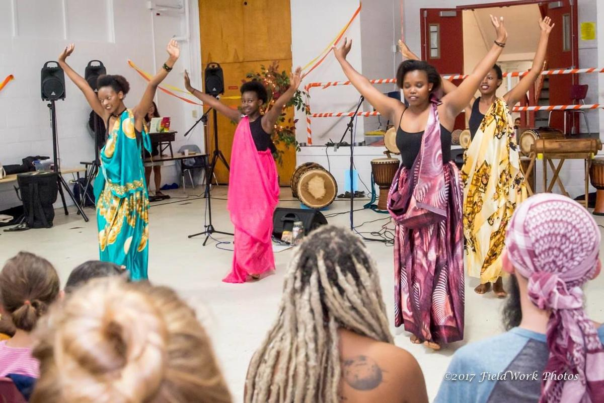 Dancers share African culture at Umoja Gala