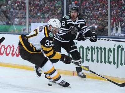 NHL: Winter Classic-Boston Bruins at Chicago Blackhawks