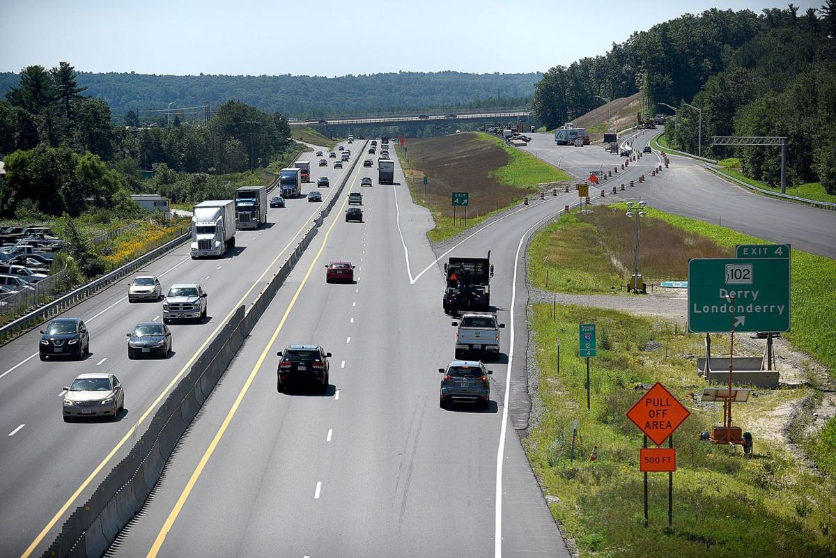 Fewer commuters on the road