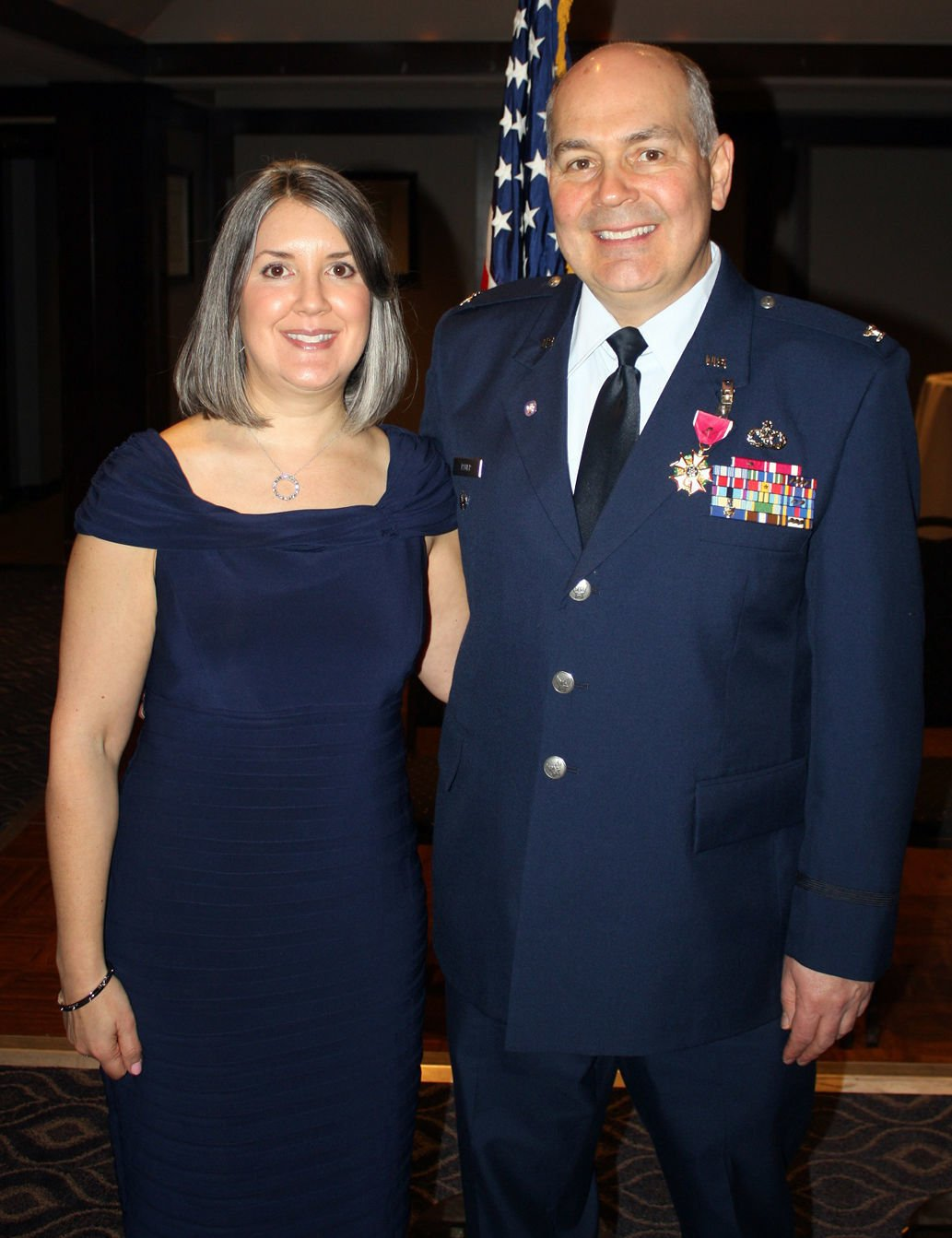 Air Force Reserve Col. Eric K. Pauer