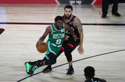 NBA: Playoffs-Toronto Raptors at Boston Celtics
