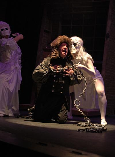 A Christmas Carol, the Musical Ghost Story
