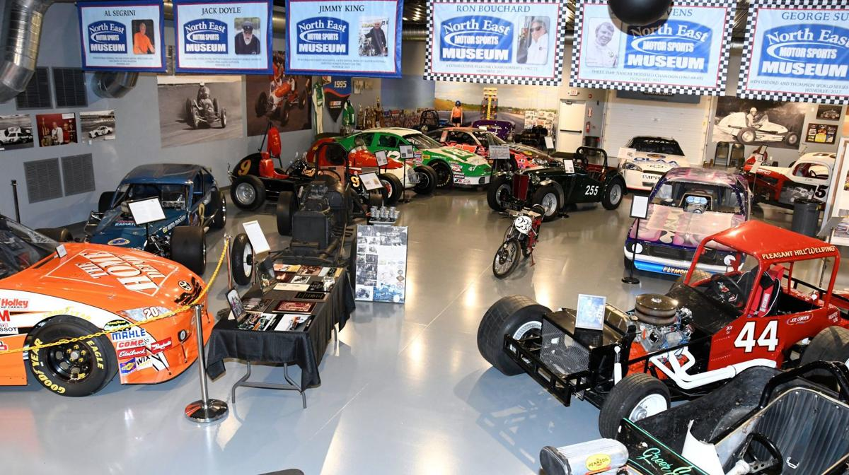 North East Motor Sports Museum hosts Daytona Party